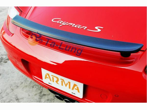 987 Cayman Factory Style Carbon Spoiler Talung